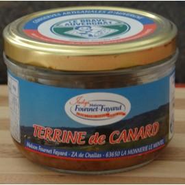 Terrine de canard Fournet-Fayard